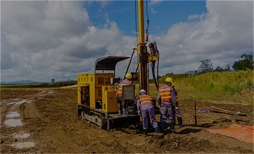 Geotechnical & Environmental Assessments